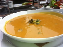 highpoint squash soup