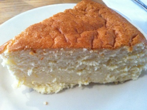 Risotteria Lemon Cheesecake