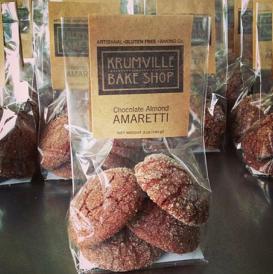 Gluten-Free Amaretti Cookies