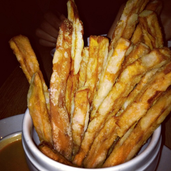 Gobo Gluten-Free Fries