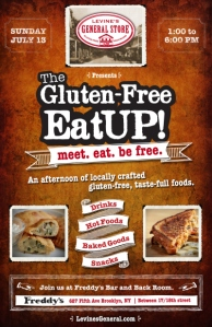 Gluten-Free EatUp in New York City