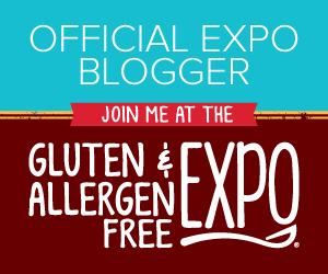 Gluten & Allergen Free Expo Blogger