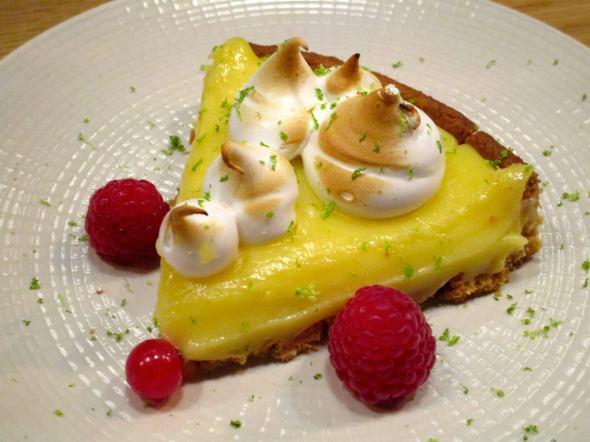 Noglu: Gluten-Free Lemon Meringue Dessert