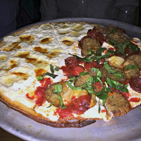 Rubirosa Gluten-Free Pizza