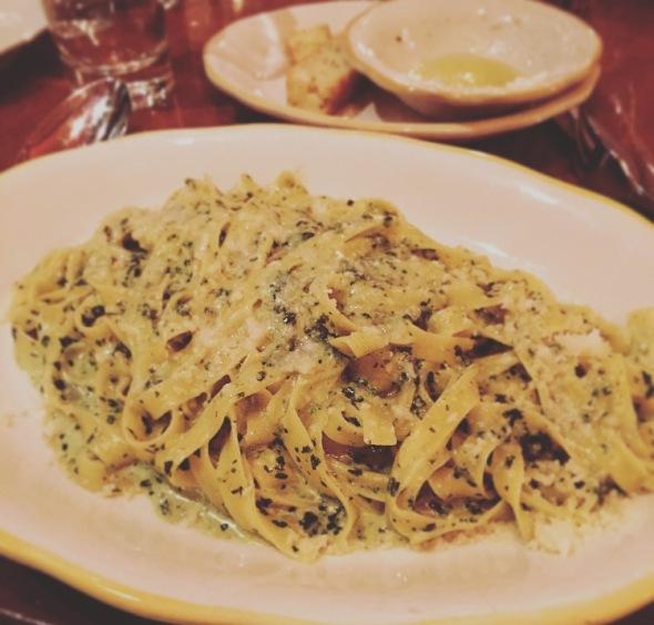 Nizza Gluten Free Pasta Pesto