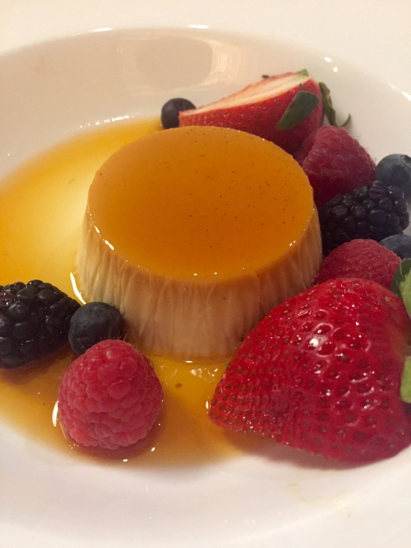 Davio's New York City Gluten Free Dessert