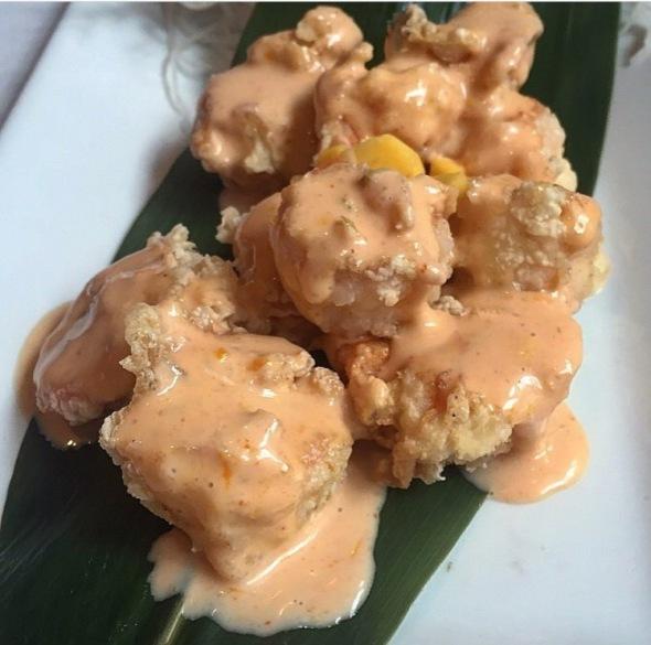 Gluten-Free Shrimp Tempura